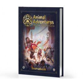 Animal Adventures RPG Gullet Cove Sourcebook - EN