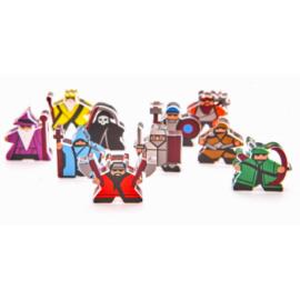 e-Raptor Meeples Fantasy Squad