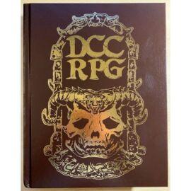 Dungeon Crawl Classics RPG Demon Skull Re-issue Kickstarter Ed. (OGL Fantasy RPG, Hardback) - EN