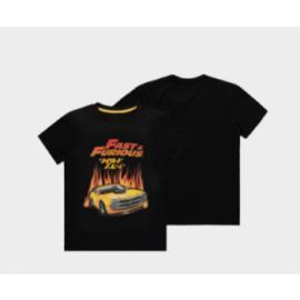 Universal - Fast & Furious - Hot Flames - Men's Short Sleeved T-shirt