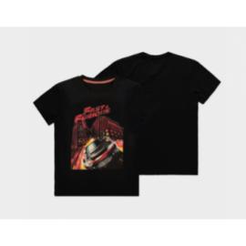 Universal - Fast & Furious - City Drift - Men's Short Sleeved T-shirt