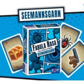 Fabula Rasa - Seemansgarn- DE/EN/FR/NL