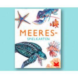 Meeres Spielkarten - DE
