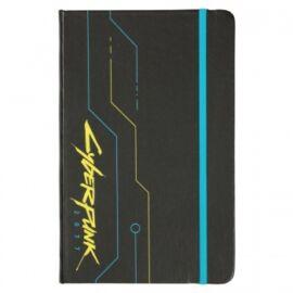 Cyberpunk 2077 Cyberpunk Notes Journal