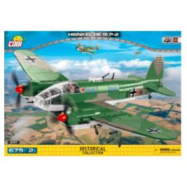 Cobi - Historical Collection World War II HEINKEL HE 111 P-2