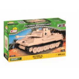 Cobi - Historical Collection World War II Tanks PANZER V PANTHER