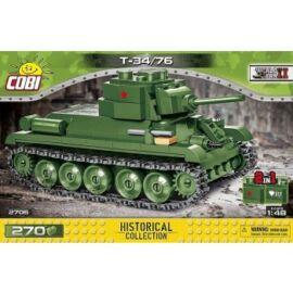 Cobi - Historical Collection World War II Tanks T-34/76