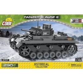 Cobi - Historical Collection World War II Tanks PANZER III AUSF.E