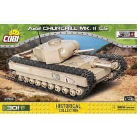 Cobi - Historical Collection World War II Tanks A22 CHURCHILL MK. II