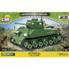 Cobi - Historical Collection World War II Tanks SHERMAN M4A1