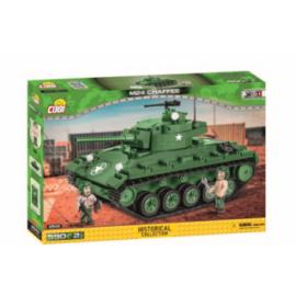 Cobi - Historical Collection World War II M24 CHAFFEE