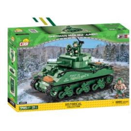 Cobi - Historical Collection World War II Sherman M4A3E2 Jumbo