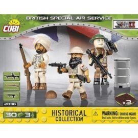 Cobi - Historical Collection World War II British Special Air Service /SAS/
