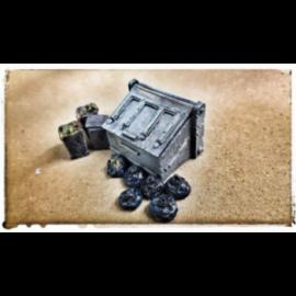 Kraken Wargames: Waste Disposal Set