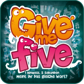 Give me five - DE