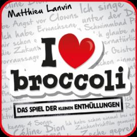 I love broccoli - DE