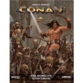 Conan: Monolith Sourcebook - EN