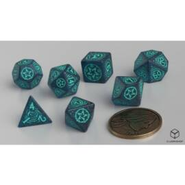 The Witcher Dice Set Yennefer - Sorceress Supreme