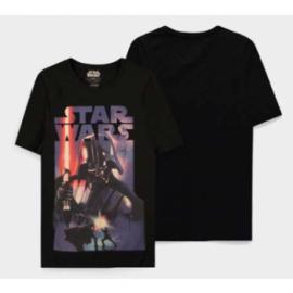 Star Wars - Darth Vader Poster - Men's Short Sleeved T-shirt