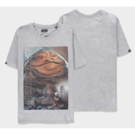 Star Wars - Jabba The Hutt - Men's Short Sleeved T-shirt
