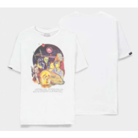 Star Wars - Vintage Poster - Women's (Sustainable) Short Sleeved T-shirt