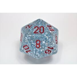 Chessex Speckled 34mm 20-Sided Dice - Air
