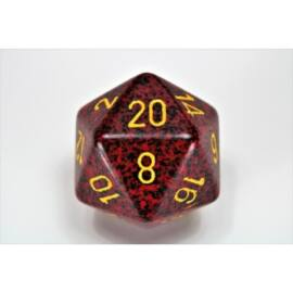 Chessex Speckled 34mm 20-Sided Dice - Mercury