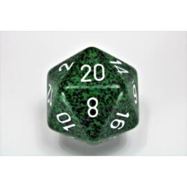 Chessex Speckled 34mm 20-Sided Dice - Recon