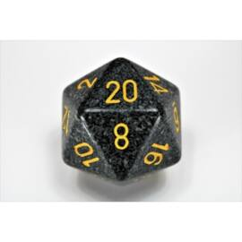Chessex Speckled 34mm 20-Sided Dice - Urban Camo