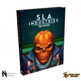 SLA Industries - 2nd Edition - EN