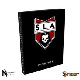 SLA Industries - Special Retail 2nd Edition - EN
