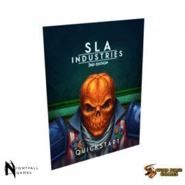SLA Industries Quickstart - 2nd Edition - EN