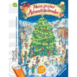Ravensburger tiptoi Mein großer Adventskalender - DE