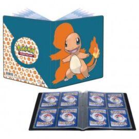 UP - 4 Pocket Portfolio - Pokémon Charmander