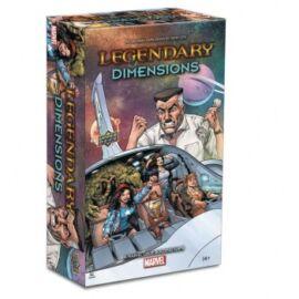 Legendary: A Marvel Deck Building Game - Dimensions Expansion - EN