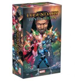 Legendary: A Marvel Deck Building Game - Revelations Deluxe Expansion - EN