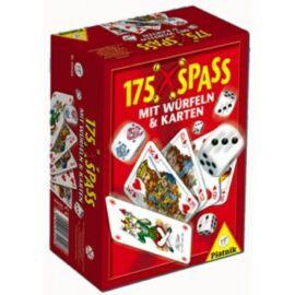 175 x Spaß mit Würfel + Karten - DE