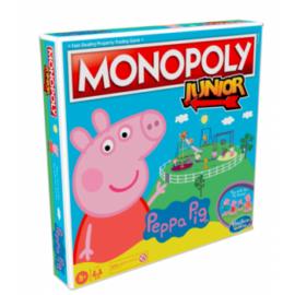 Monopoly Junior Peppa Pig - EN