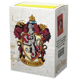 Dragon Shield Matte Art Sleeves - Wizarding World - Gryffindor (100 Sleeves)