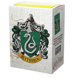 Dragon Shield Matte Art Sleeves - Wizarding World - Slytherin (100 Sleeves)