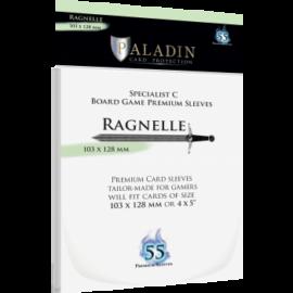 Paladin Sleeves - Ragnelle Premium Specialist C 103x128mm (55 Sleeves)