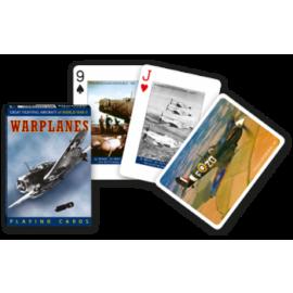 Playing Cards - Warplanes