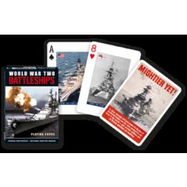 Playing Cards - Battleships