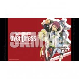 Fighters Rubber Playmat Extra Vol.18 Cardfight! Vanguard overDress - Key Visual