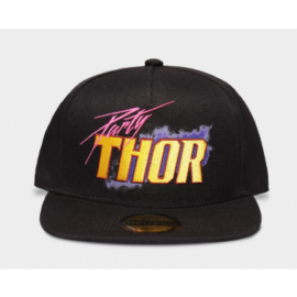 Marvel - What If... - Thor Party Snapback Cap