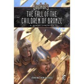 Jackals: The Fall of the Children of Bronze - EN