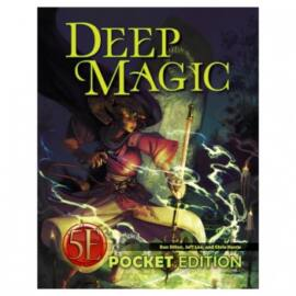 Deep Magic Pocket Edition for 5th Edition - EN