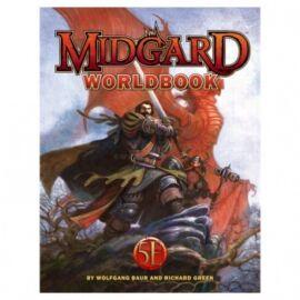 Midgard Worldbook for 5th Edition - EN
