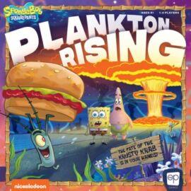 SpongeBob SquarePants Plankton Rising - EN
