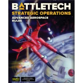 BattleTech Strategic Ops Advanced Aerospace Rules - EN